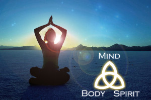 Discover the body mind and spirit